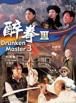 Affiche Drunken Master 3