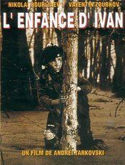 Affiche L'Enfance d'Ivan