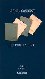 Couverture De livre en livre