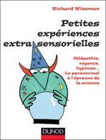 Couverture Petites expériences extra-sensorielles