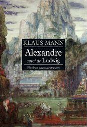 Couverture Alexandre
