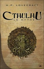 Couverture Cthulhu : Le Mythe, tome 1