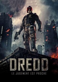 Affiche Dredd