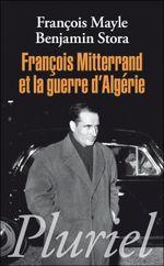 Couverture François Mitterrand et la guerre d'Algérie