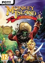 Jaquette Monkey Island Edition Spéciale : Collection