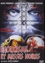 Affiche Exorcismes et messes noires