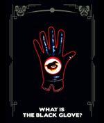Jaquette The Black Glove