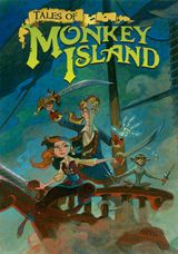 Jaquette Tales of Monkey Island : Saison 1