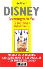 Couverture Disney, les managers du rêve