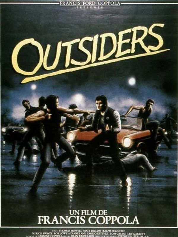 the outsiders film critique Cinema of outsiders:  independent film contains a populist rhetoric,  fered a perceptive critique of the current notions of independent film.