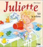 Couverture Juliette fait sa toilette