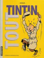 Couverture Tout Tintin