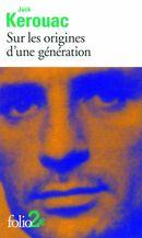 Couverture Sur les origines d'une génération, Le Dernier mot