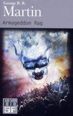 Couverture Armageddon Rag