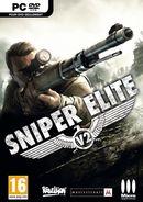 Jaquette Sniper Elite V2
