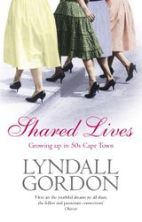 Couverture Shared Lives