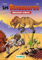 Couverture Jurassic couac