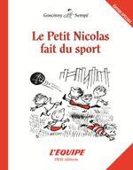Couverture Le Petit Nicolas fait du sport