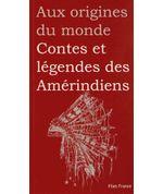 Couverture Contes et légendes des Amérindiens