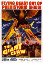Affiche The Giant Claw