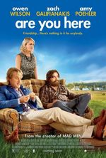 Affiche Are You Here