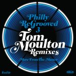 Pochette Philly ReGrooved 3 - Tom Moulton Remixes