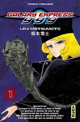 Couverture Galaxy Express 999