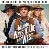 Pochette A Million Ways to Die in the West (OST)