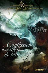 Couverture Confessions d'un elfe fumeur de lotus - Sylvo Sylvain, tome 3