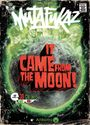 Couverture It Came From the Moon ! - Mutafukaz, tome 0