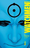 Couverture Before Watchmen : Dr. Manhattan