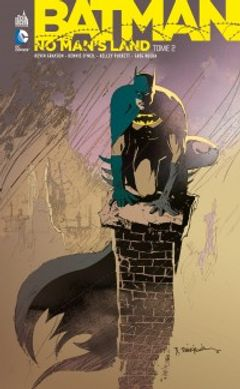 Couverture Batman : No Man's Land, tome 2