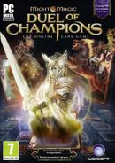 Jaquette Might and Magic : Duel of Champions