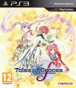 Jaquette Tales of Graces F
