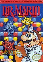 Jaquette Dr. Mario