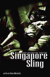 Affiche Singapore sling: o anthropos pou agapise ena ptoma