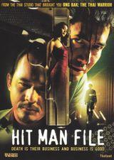 Affiche Hit Man File