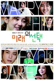 Affiche Marry Him If You Dare