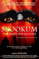 Affiche Skookum: The Hunt for Bigfoot