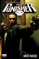Couverture Mère Russie - The Punisher (Marvel Deluxe), tome 2