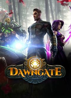 Jaquette Dawngate