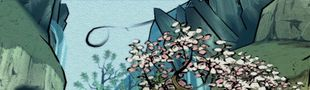 Cover Esthétique : Peinture animée