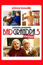 Affiche Jackpass Presents: Bad Grandpa .5