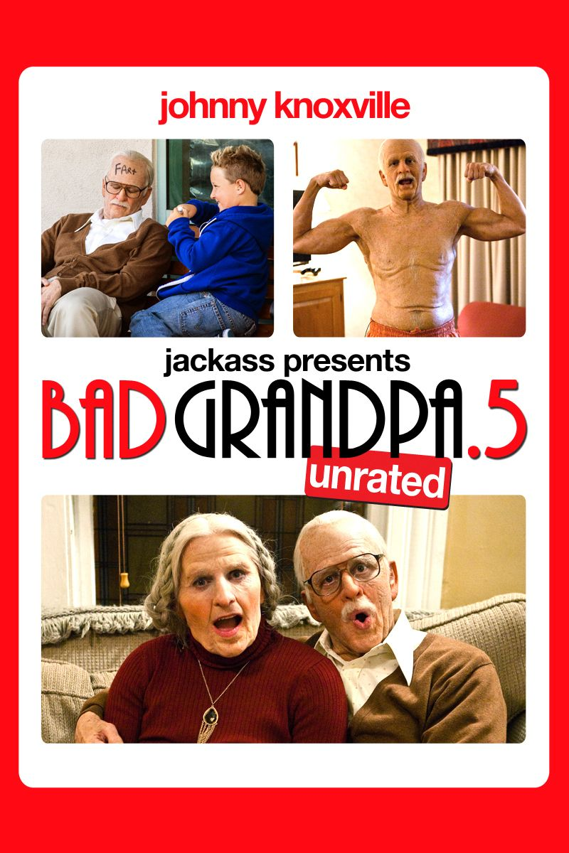 Jackass Presents: Bad Grandpa .5 (MULTI WEB-DL)
