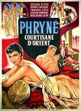 Affiche Phryné, Courtisane d'Orient