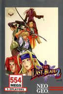 Jaquette The Last Blade 2