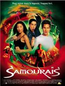 Affiche Samouraïs