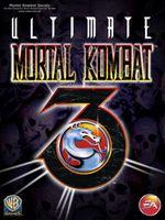 Jaquette Ultimate Mortal Kombat 3