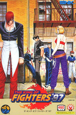 Jaquette The King of Fighters '97