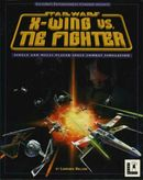 Jaquette Star Wars : X-Wing vs. TIE Fighter